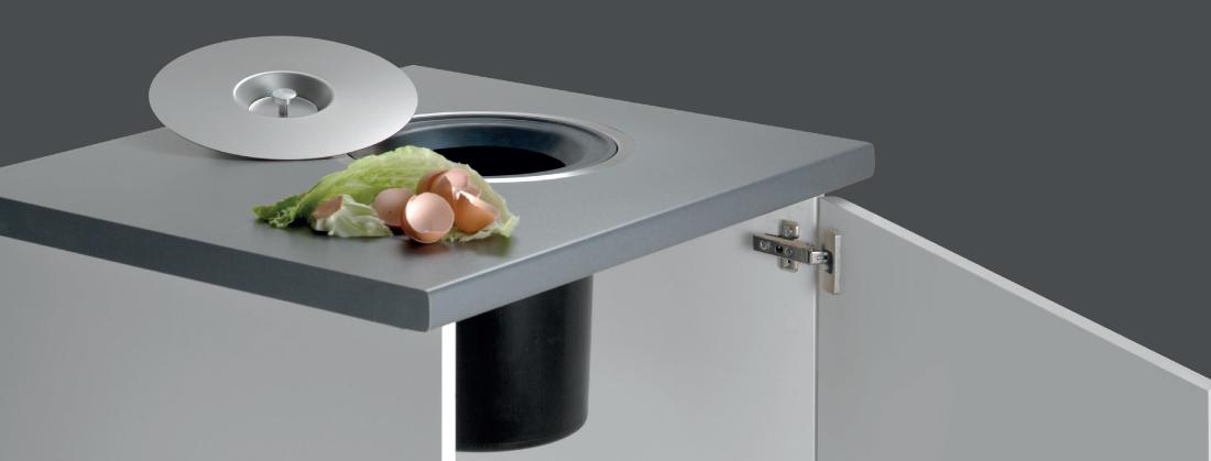 Cucine Oggi - Cubos - Cubo de Empotrar Waste