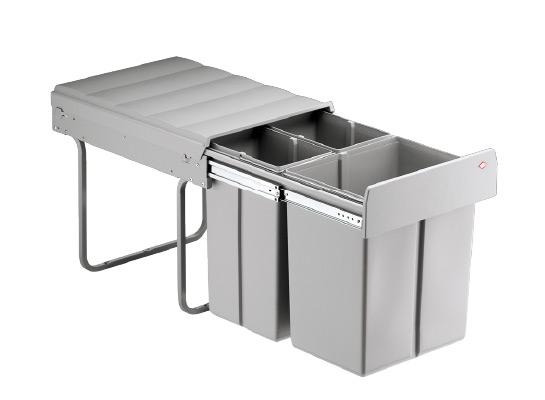 Cucine Oggi - Cubos - Cubos ecológicos - Bio Trio