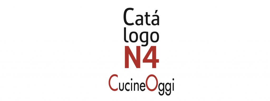 Cucine Oggi - Catálogo N4