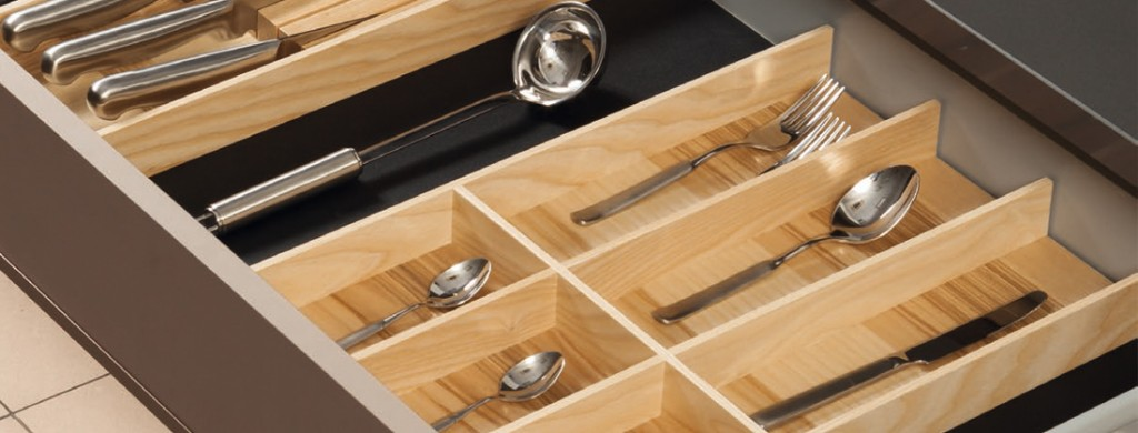 Cucine Oggi - Interiores de cajón - Combi System