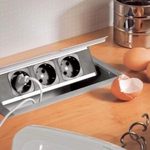 Cucine Oggi - Enchufes - Energy box abatile