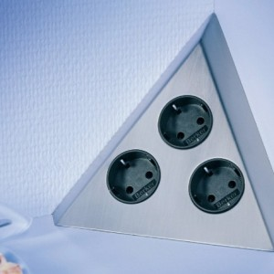 Cucine Oggi - Enchufes - Energy box triangle