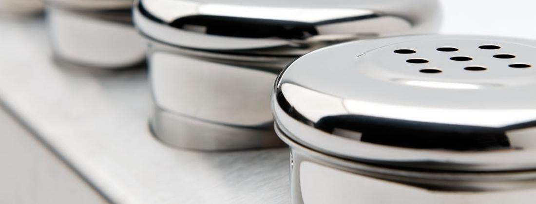 Cucine Oggi - Interiores de cajón - Lacados en blanco