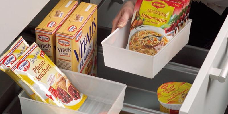 Cucine Oggi - Interiores de gavetero - Top Sort