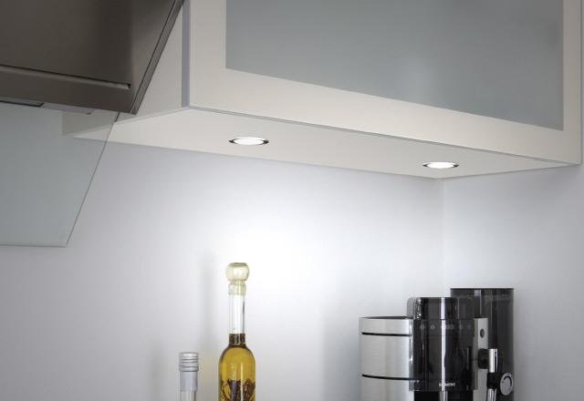 Cucine Oggi - Iluminación - Foco Desmontable