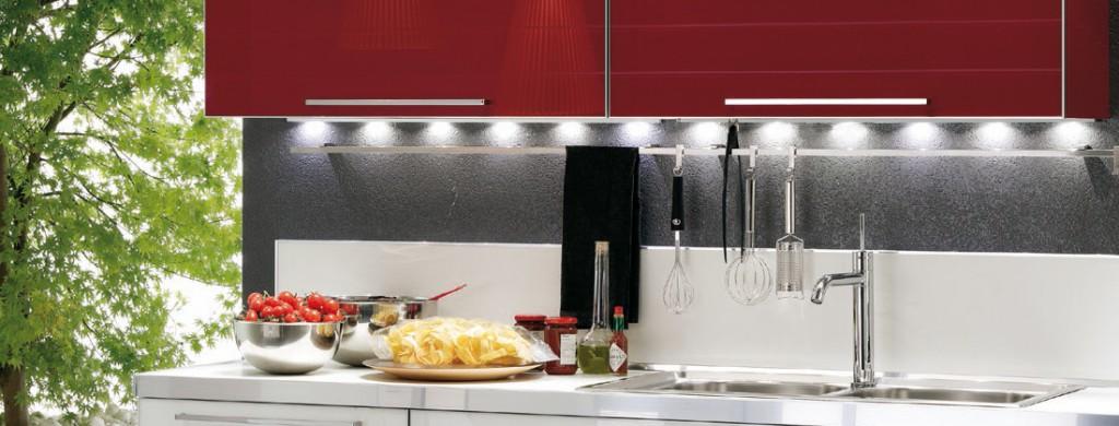 Cucine Oggi - Iluminación Cocina