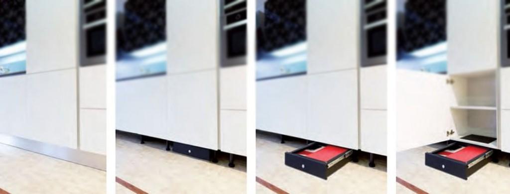 Cucine Oggi - Secutiry Box - Seguridad en el hogar