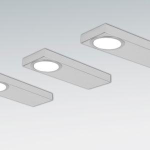 Cucine Oggi - Focos LED's - Quadra Sun