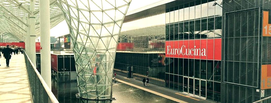 Eurocucina y Salone del Mobile 2016 de Milán