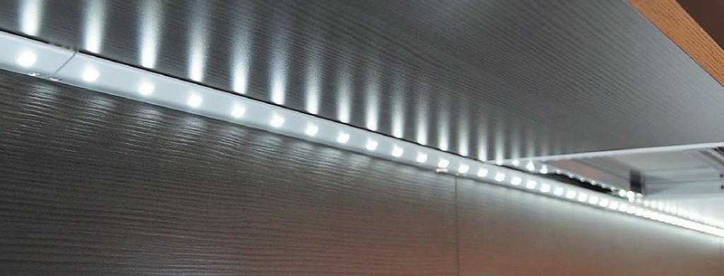 Cucine Oggi Regleta LED