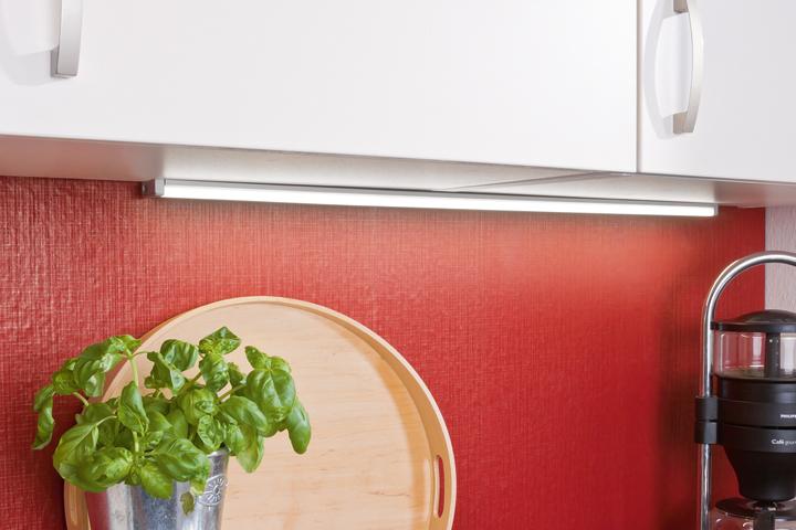 Cómo iluminar y decorar a la vez con regletas de LED