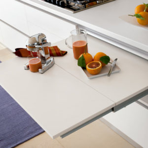 Cucine Oggi - Accesorios Especiales - Mesa Transformable Cocktail