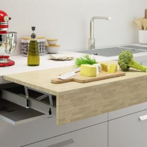 Cucine Oggi - Accesorios Especiales - Opla Top