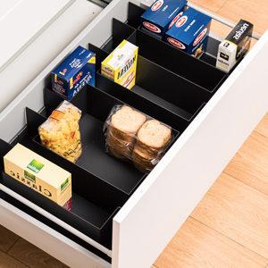 Cucine Oggi - Interior de gavetero - Open System