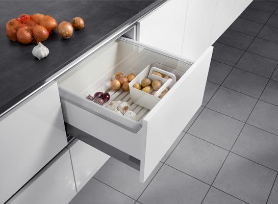 Cucine Oggi - interior de Gavetero - Pantry Box