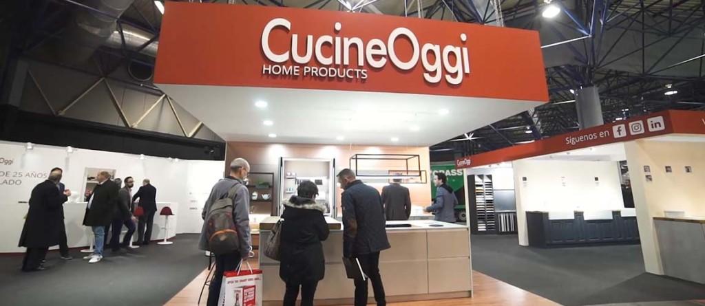 video Cucine Oggi Feria Fimma Maderalia